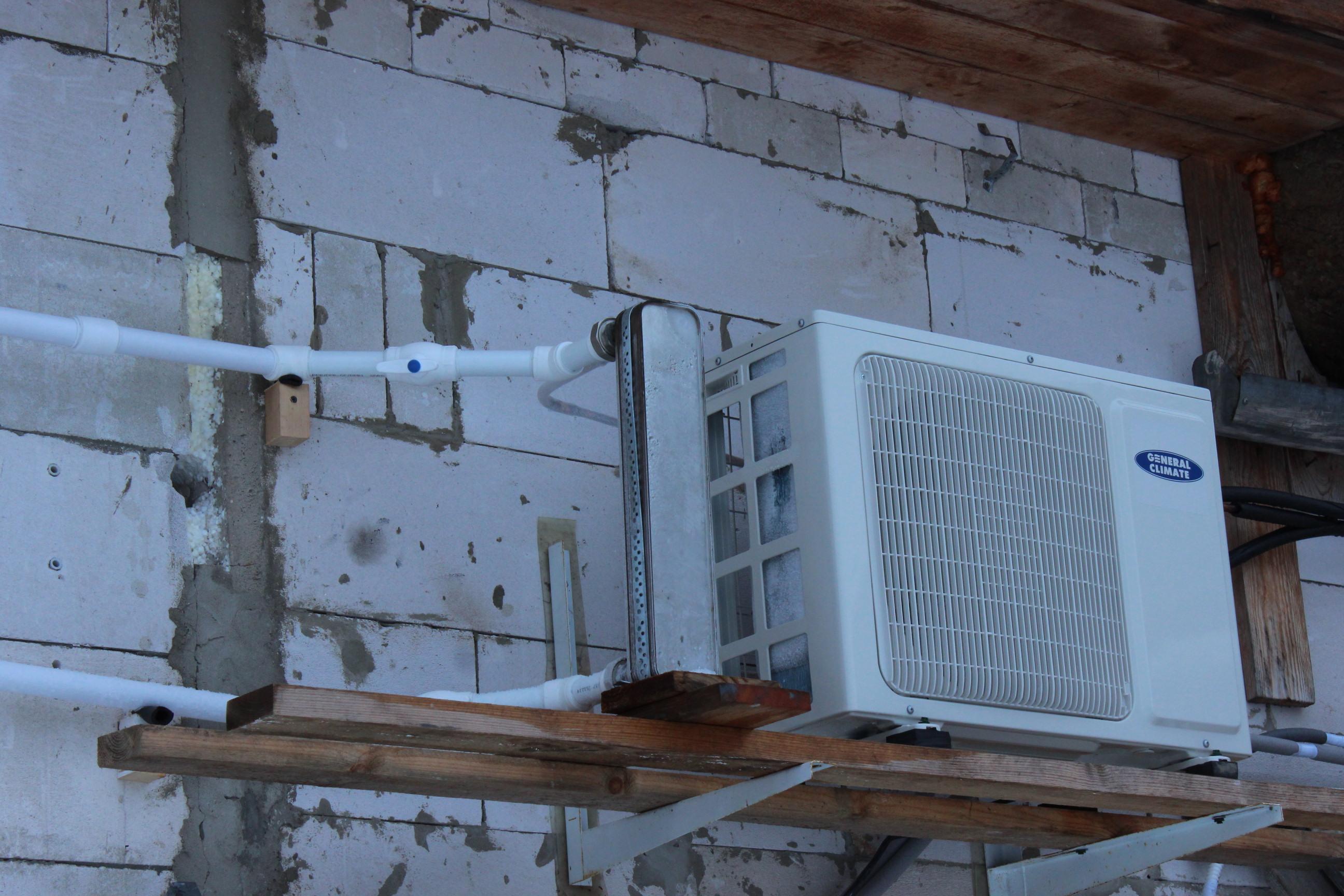 Теплообменник для теплового насоса своими руками фото 185